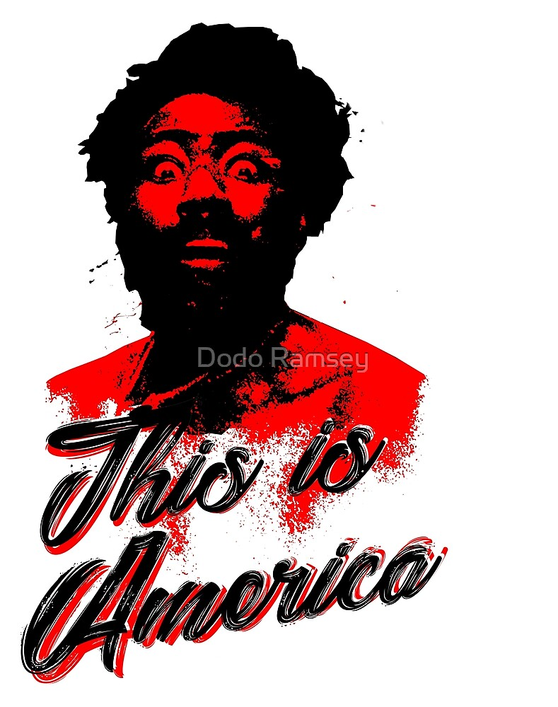 CRAZY THIS IS AMERICA 4 by Dodo Ramsey
