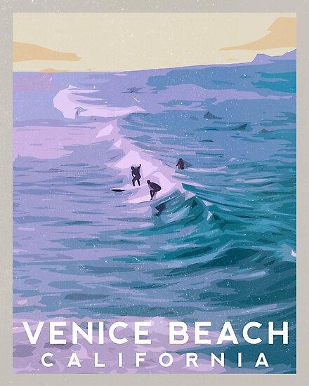 Venice Beach - California by typelab