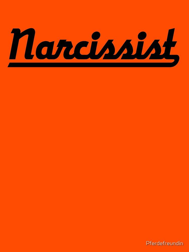 Narcissist by Pferdefreundin