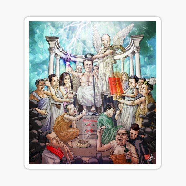L'apothéose d'Emmanuel Sticker