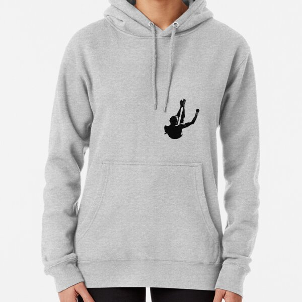 Falling man Rochester Pullover Hoodie