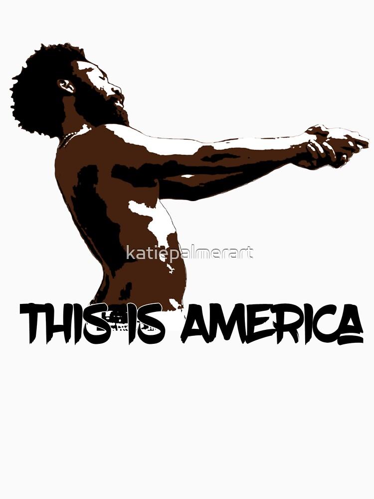 America by katiepalmerart