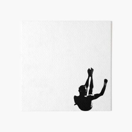 Falling man Rochester Art Board Print