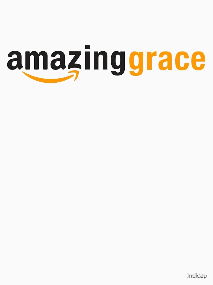Amazing Grace by indicap