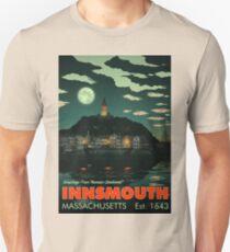 Greetings from Innsmouth, Mass Unisex T-Shirt