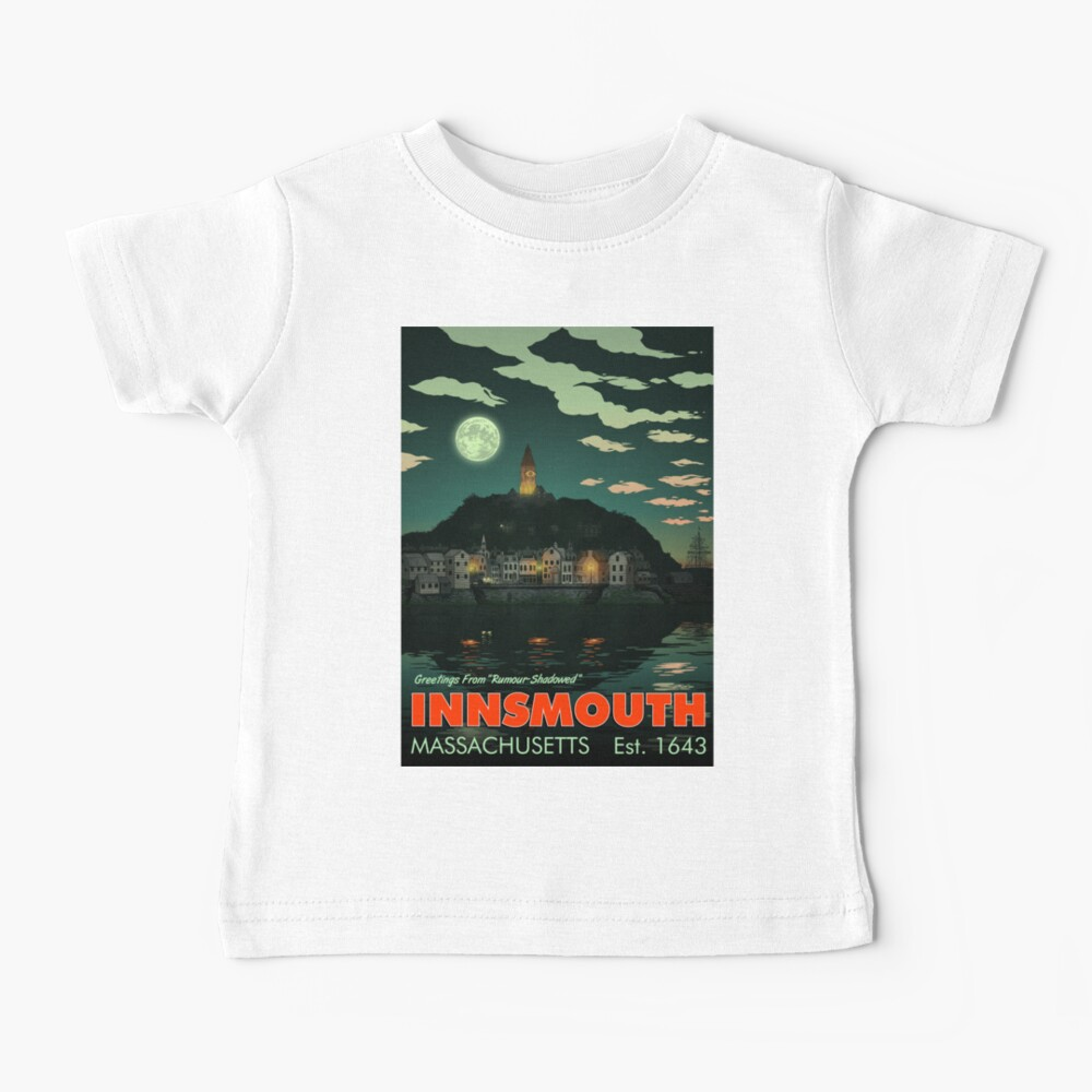 Greetings from Innsmouth, Mass Baby T-Shirt