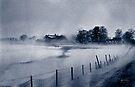 A Blue Fog by Wayne King