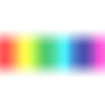 LGBT Rainbow - Medium by LGBTKansasCity
