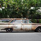 Waikiki Brockwood by Nick Mattea