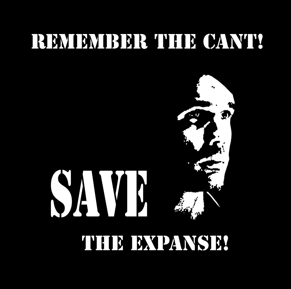 Save The Expanse! by Nadya Johnson