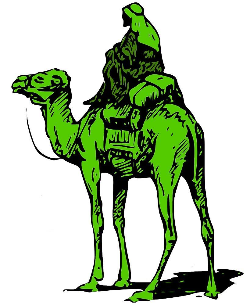 The Silk Road by tippyntweak