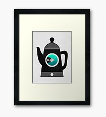 You'd never guess Framed Print
