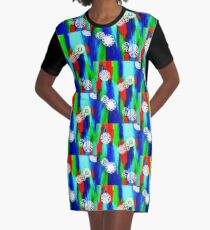 Destiny Graphic T-Shirt Dress