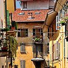 Italian Balconies and Doors 2 by MaluC