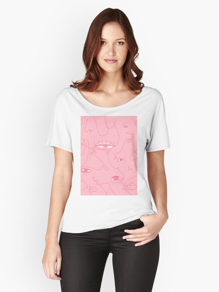 eye see you Women's Relaxed Fit T-Shirt Front