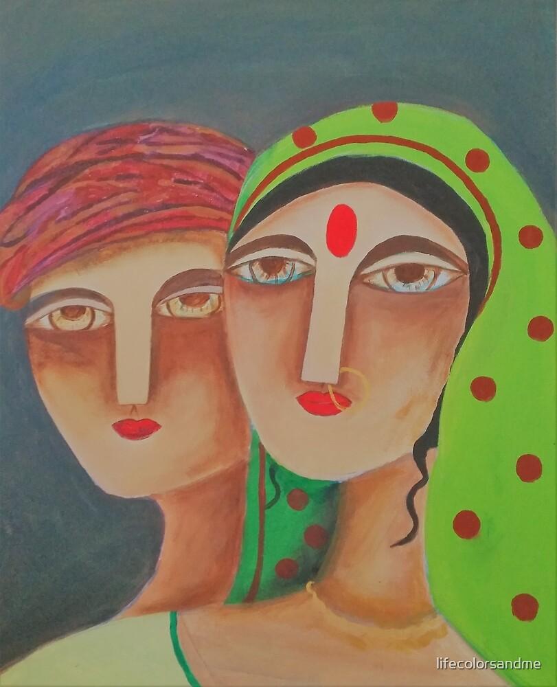 Pair-Couple by lifecolorsandme