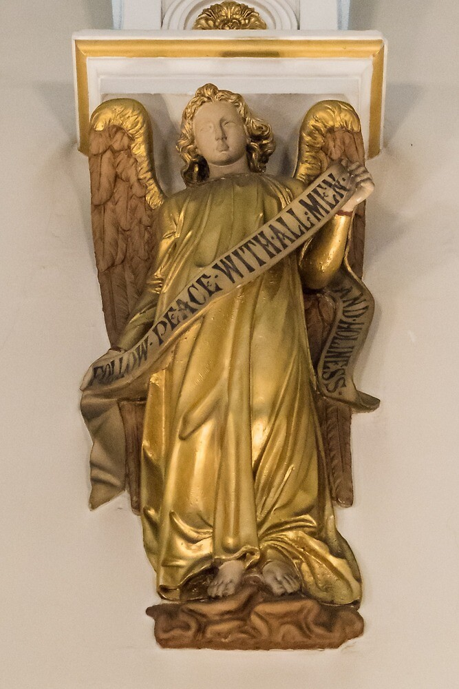 St Michaels - Angel 1 by chrisjdalton