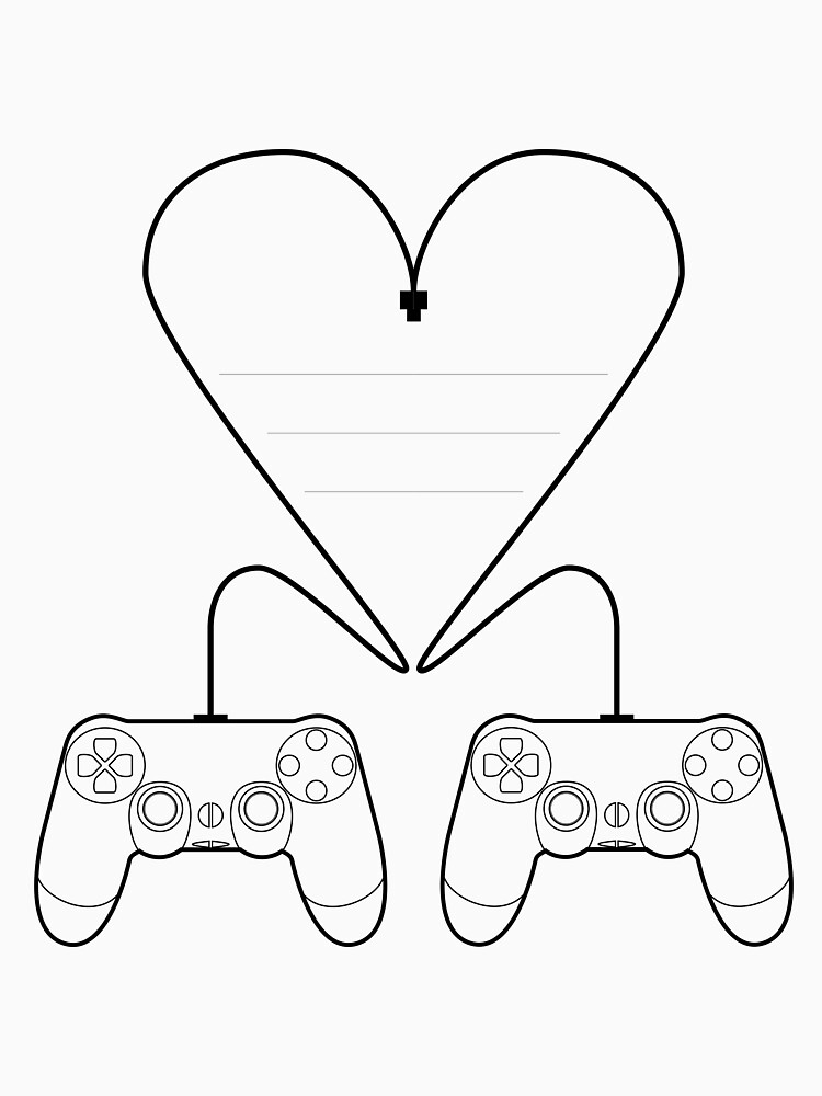 A personalized gift for gamers by studioivito