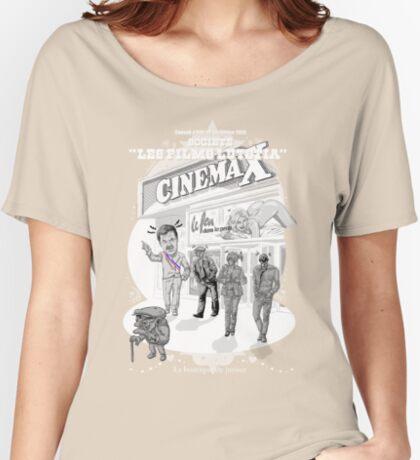 Société Lutetia T-shirts coupe relax