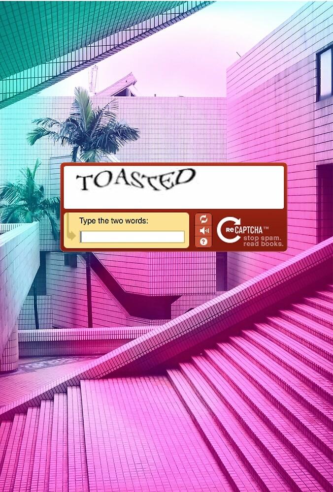 CAPTCHA ~ VAPORWAVE DREAM COMFY by blottosis