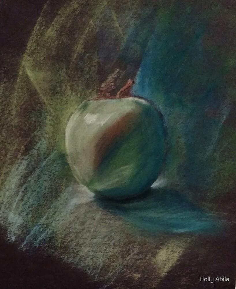 Green Apple by Holly Abila
