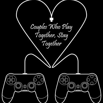 Couples who play together, stay together by studioivito