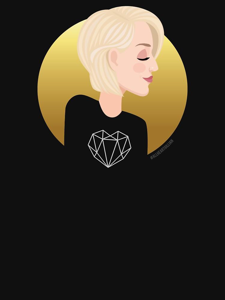 Gillian's 50th - GOLD #AllHeartGillian by allheartgillian