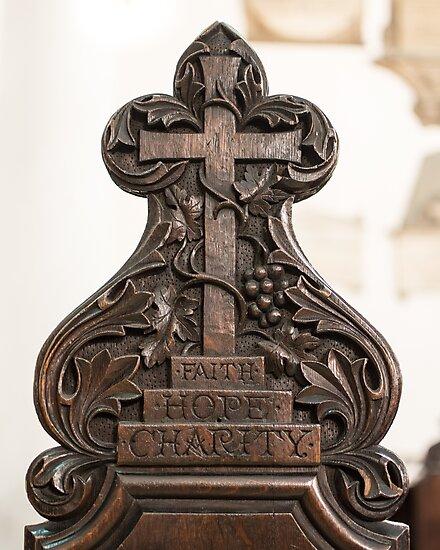 St Michaels - Pew 2 by chrisjdalton