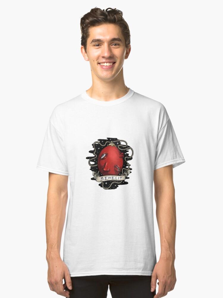 Beherit Stone Berserk Classic T-Shirt Front