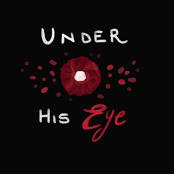 Under his eye by Octobersart