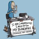 I Need TP... CHANGE MY MIND by Punksthetic