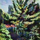 Summer Heat, Van Gogh Style by Oleg Atbashian