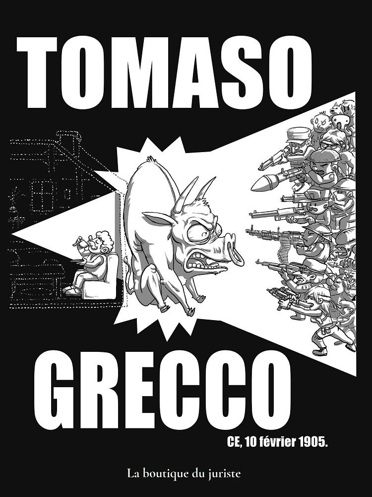 «Tomaso Grecco» par le-grom