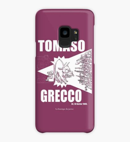 Tomaso Grecco Coque et skin Samsung Galaxy