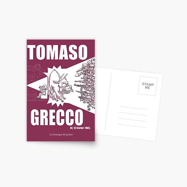 Tomaso Grecco Carte postale