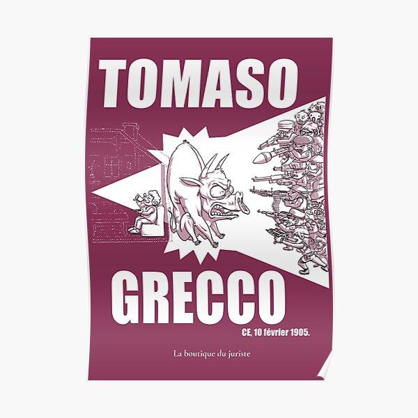 Tomaso Grecco Poster