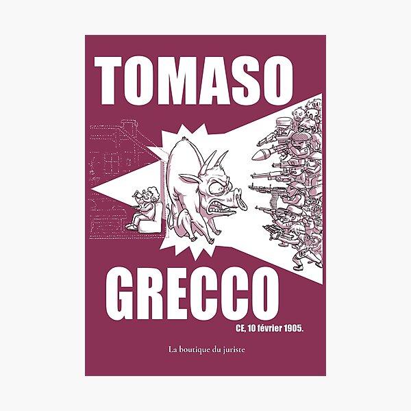 Tomaso Grecco Impression photo