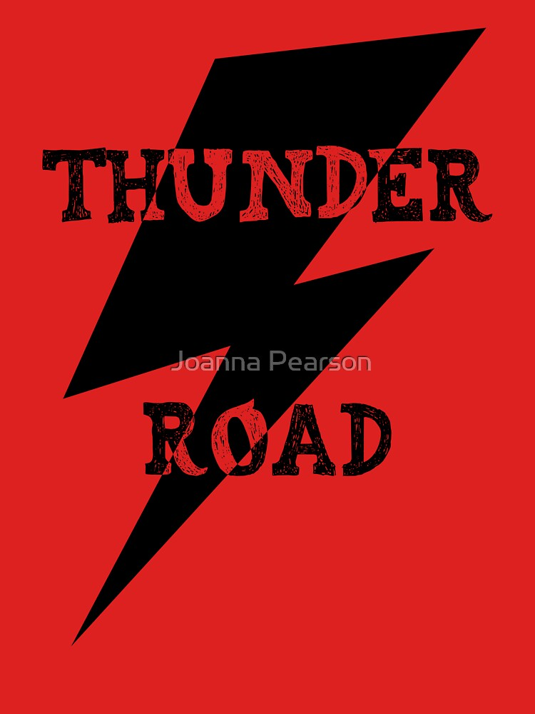 Bruce Springsteen - Thunder Road by jpearson980