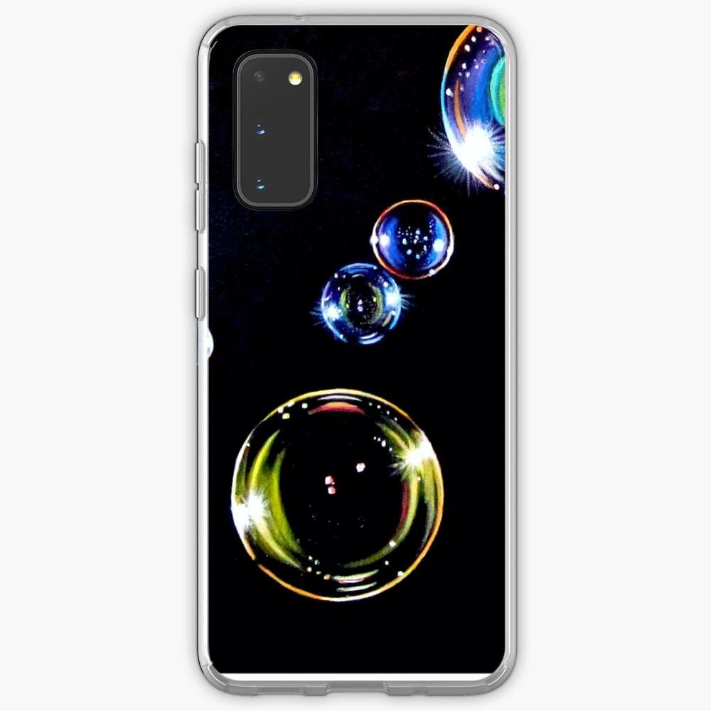 Bubbles Case & Skin for Samsung Galaxy