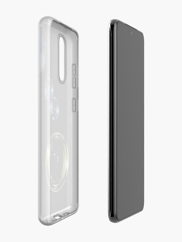 Alternate view of Bubbles Case & Skin for Samsung Galaxy