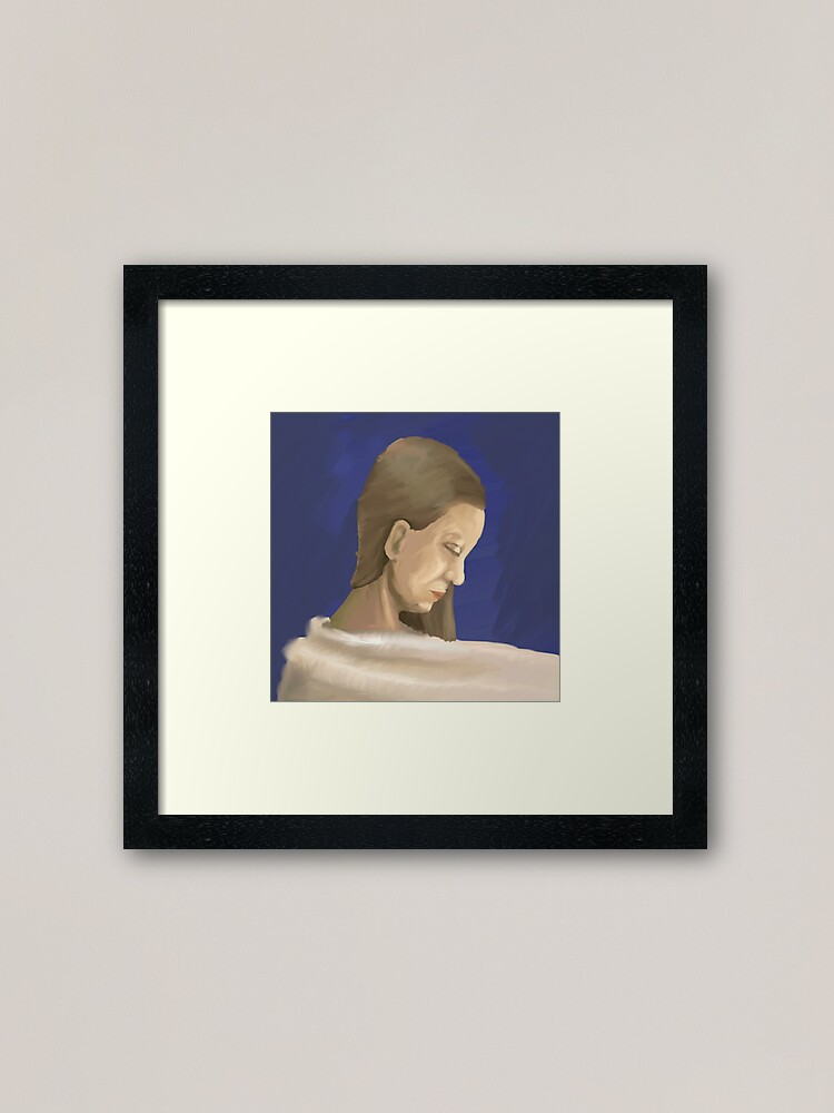 Alternate view of Soft Framed Art Print