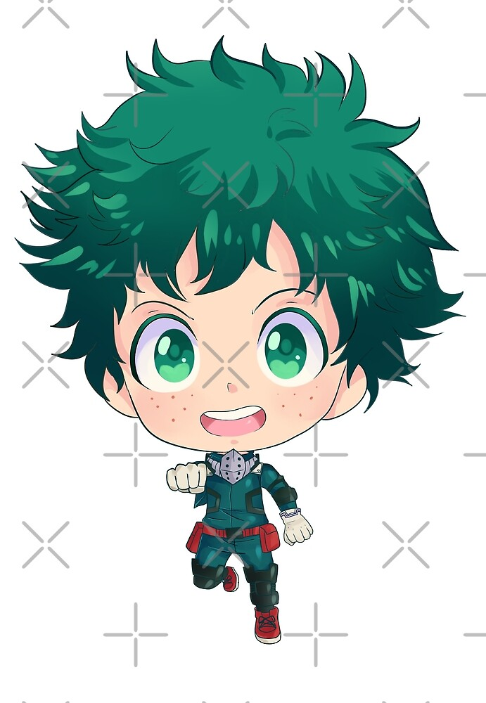 Deku by July-MonMon