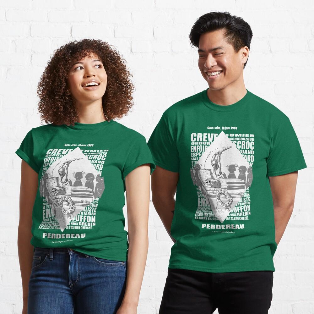 T-shirt classique «Perdereau»