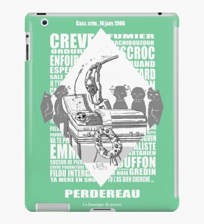 Perdereau Coque et skin iPad