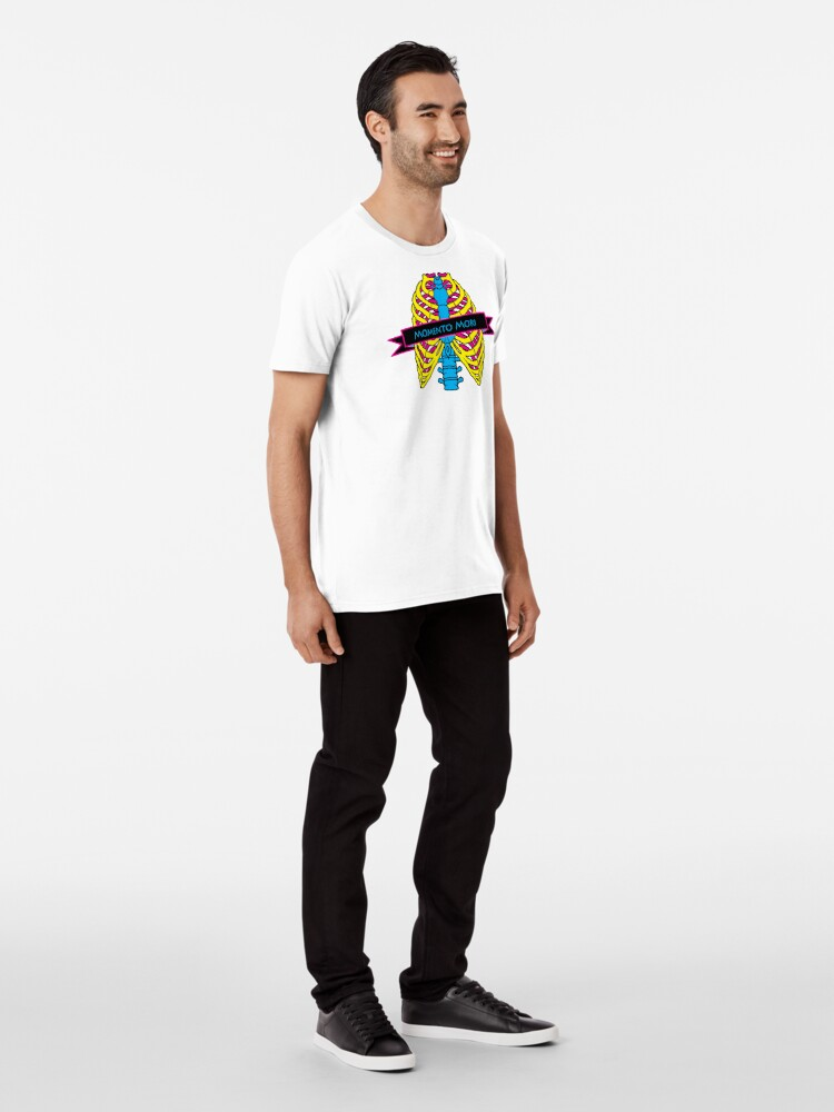 Alternate view of Momento Mori Premium T-Shirt