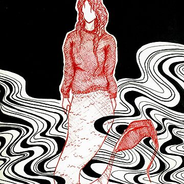 Dark Mermaid by mesbensen