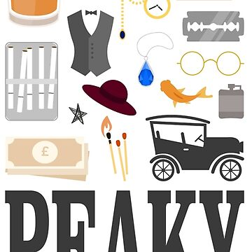 Peaky Blinders Stuff by RacletteRacoon