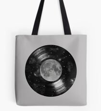 Galaxy Tunes Tote Bag