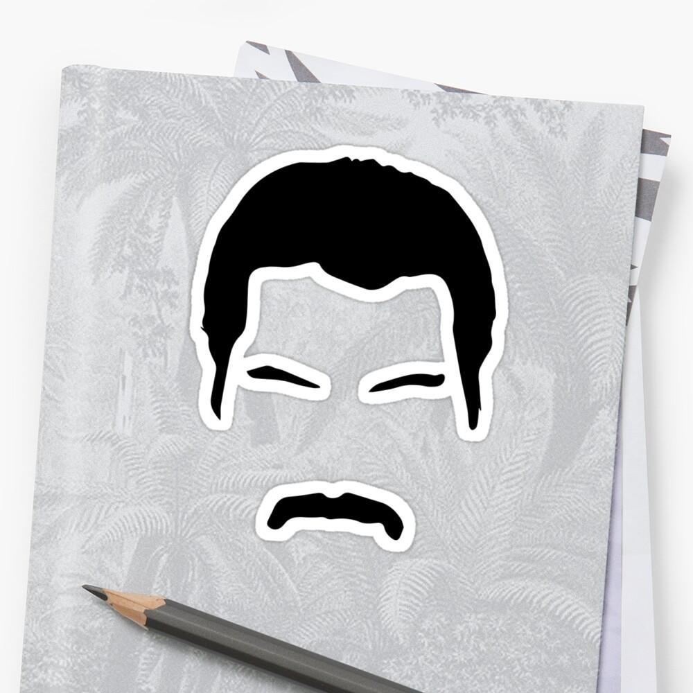Freddie Mercury by MACK20