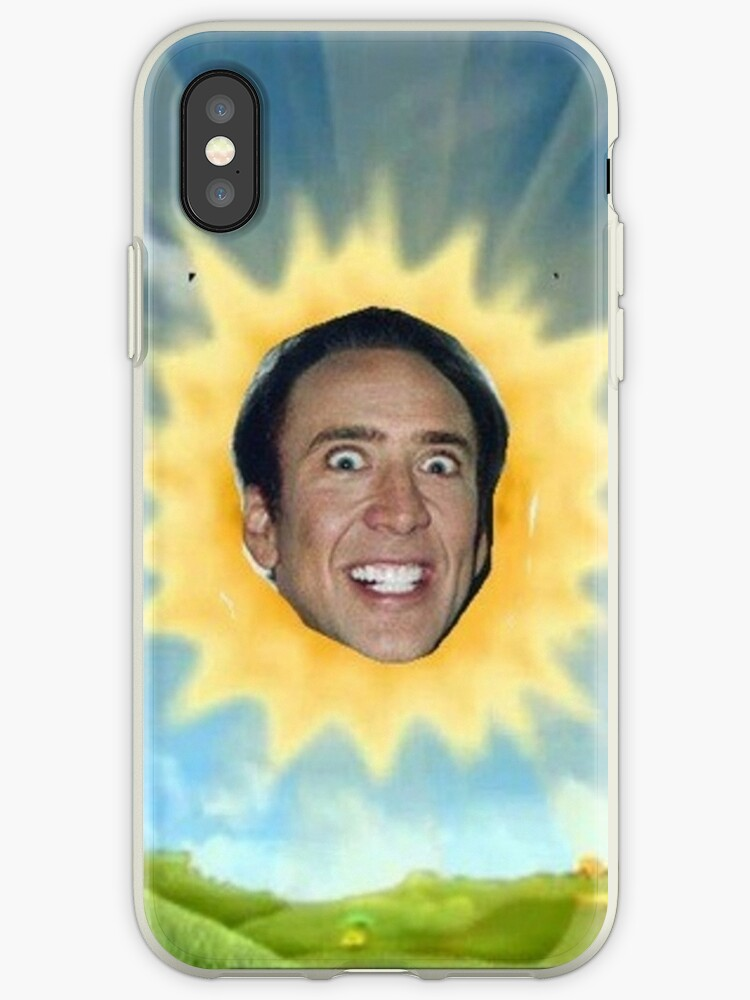 Nicolas Cage - Sunshine by Pline88